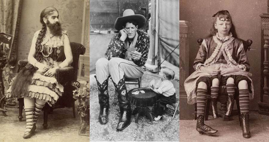 6 Iconic Freak Show Acts And Their BehindTheScenes Stories
