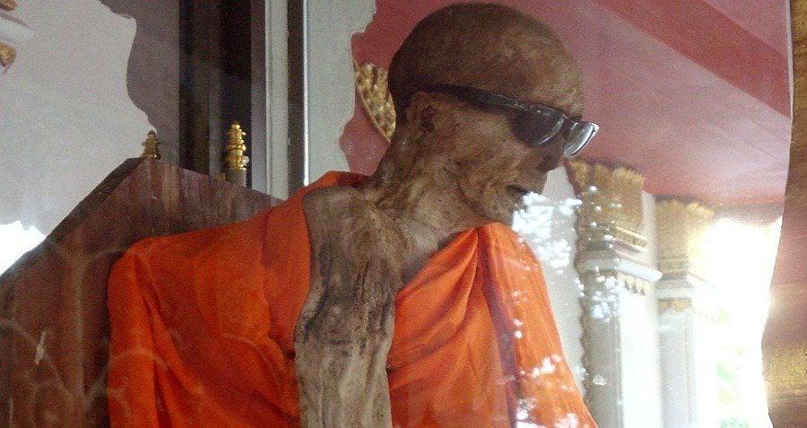 sokushinbutsu the buddhist art