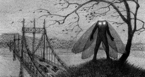 """Résultat de recherche d'images pour """"mothman point pleasant"""""""