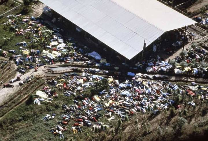 Image result for jonestown massacre