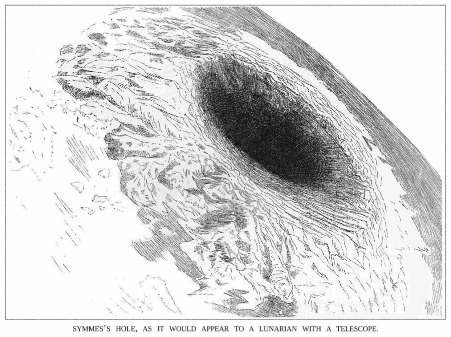 A U.S. President Believed The Hollow Earth Theory And