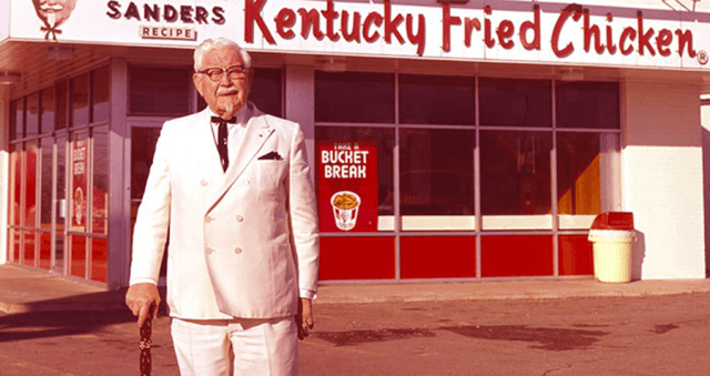How Colonel Sanders Turned A Gas Station Into A Fast Food Empire