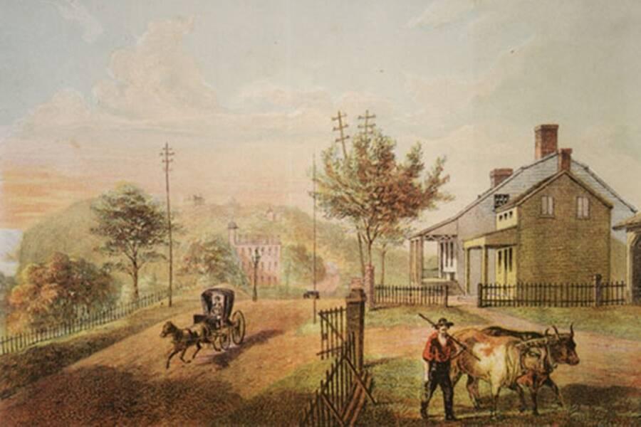 Dyckman Farmhouse