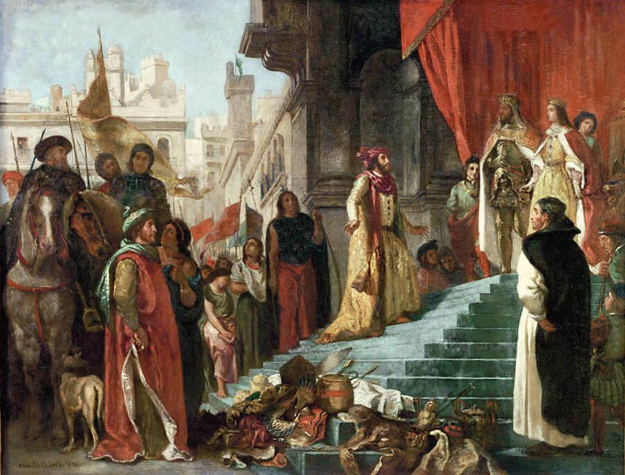 The Return Of Christopher Columbus