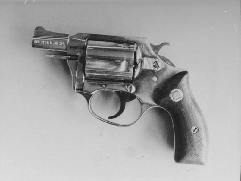 Mark David Chapman's Gun