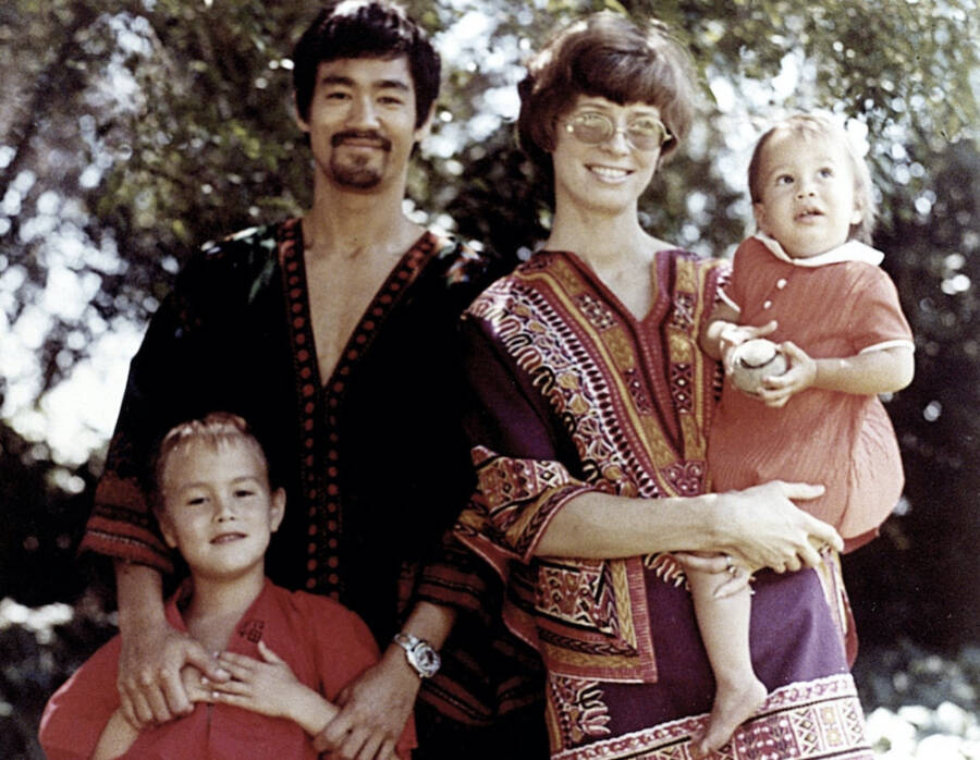 Meet Linda Lee Cadwell. The Wife Of Bruce Lee