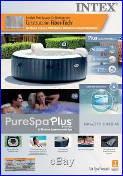 Intex Inflatable Hot Tub Parts : intex, inflatable, parts, Intex