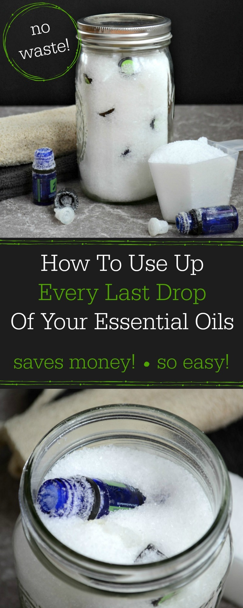 How To Use Up Every Last Drop Of Your Essential Oils