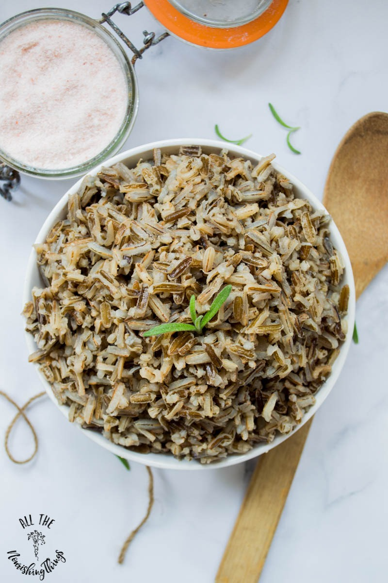 brown rice instant pot 1 cup