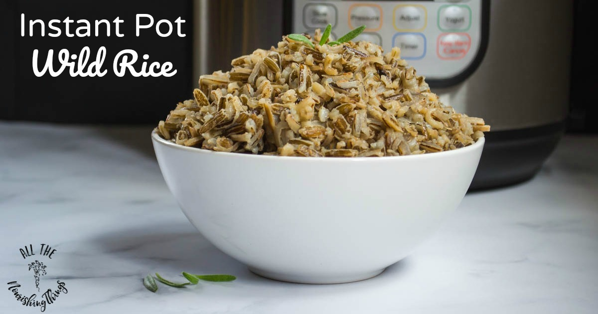 how to cook cracked wheat cereal in instant pot