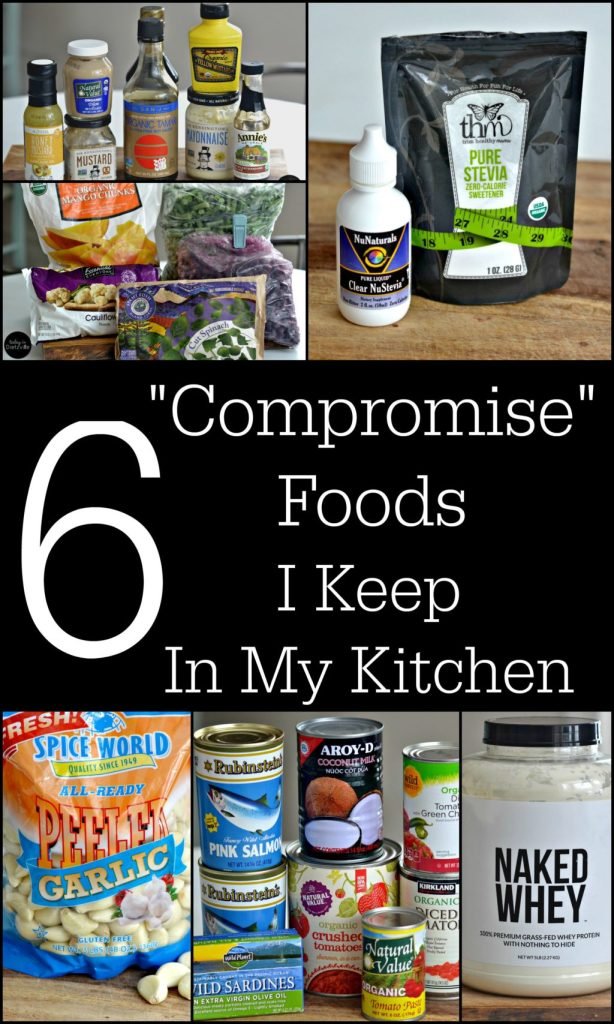 "6 ""Compromise"" Foods I Keep In My Kitchen"