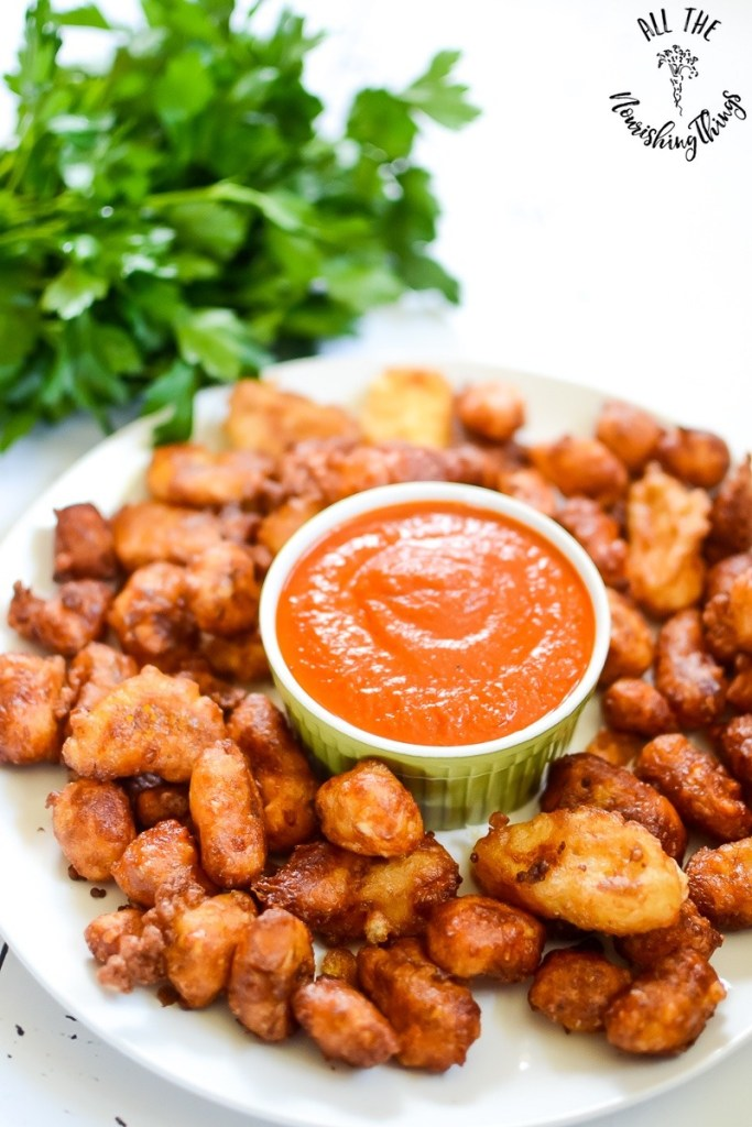 Mind-Blowing Grain-Free Fried Cheese Curds