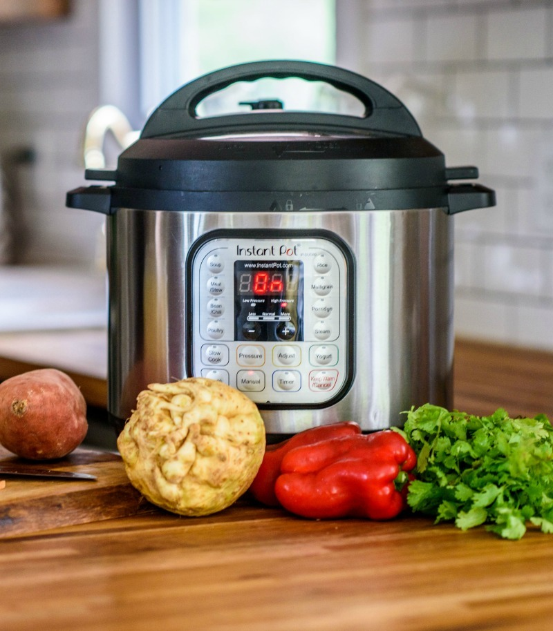 4 Ways The Instant Pot *Really* Does Save Time (+ 8 tips to speed up pressurizing time!)