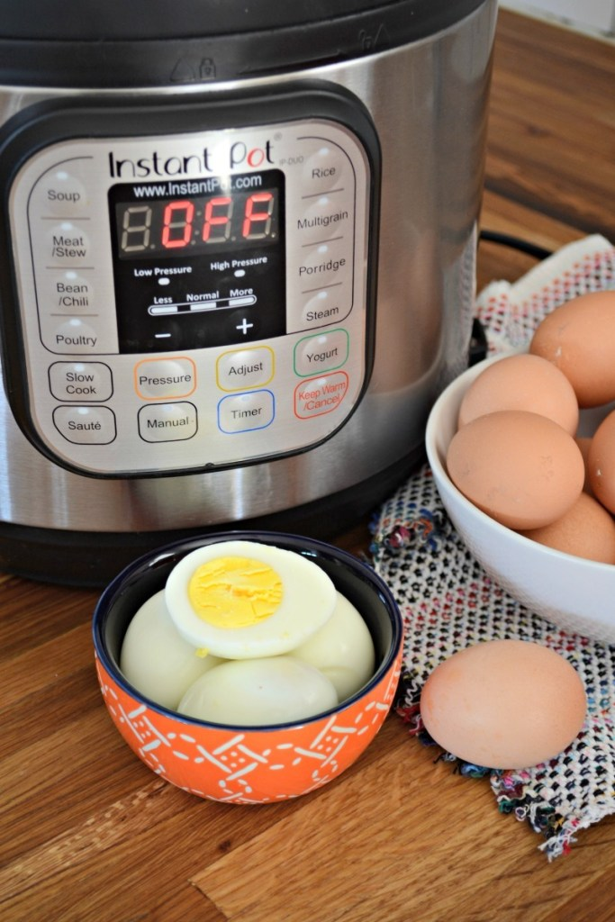 5 Things You Can Make In Your Instant Pot TODAY To Save Time All Week