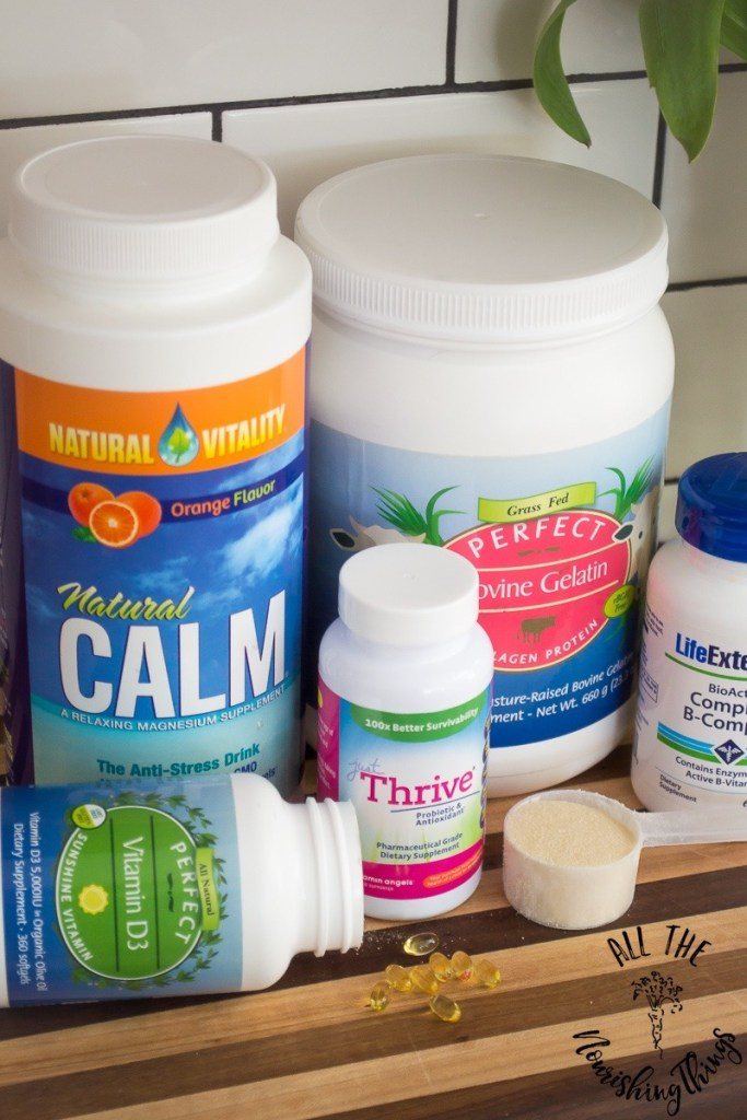5 Must-Have Supplements To Support Your Teenager's Health