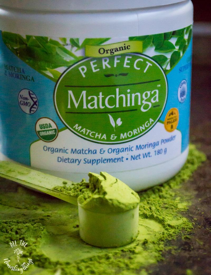 perfect supplements matchinga powder