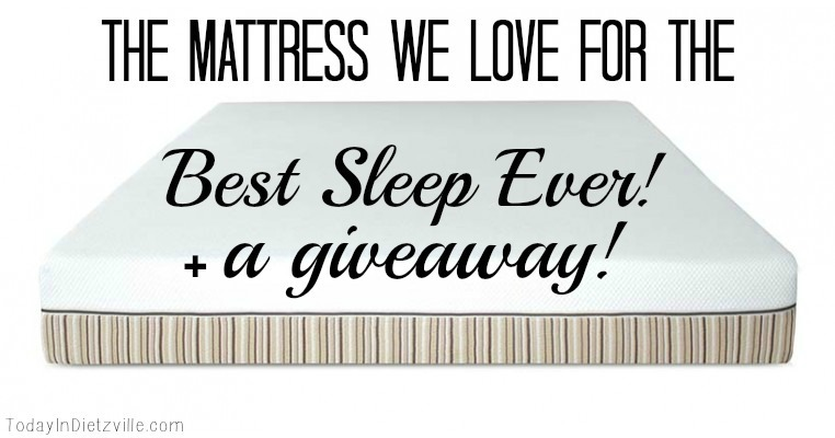The Non-Toxic Mattress We Love For The Best Sleep Ever