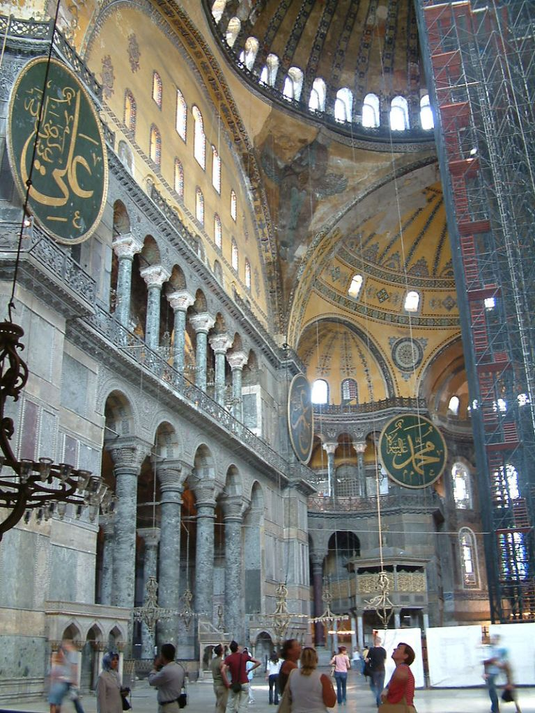 amazing-places-to-visit-in-turkey-hagia-sofia