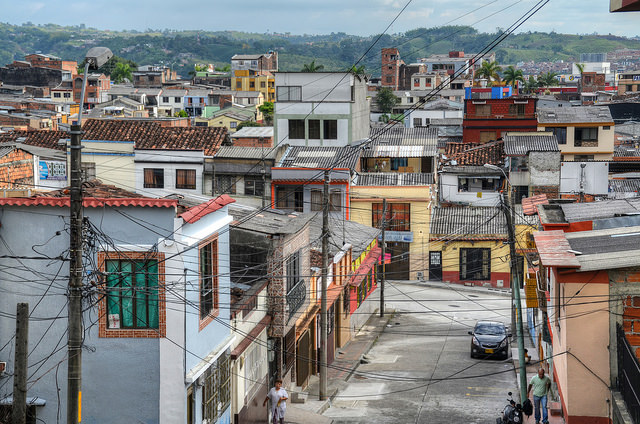 Trip through the Colombian Coffee Triangle