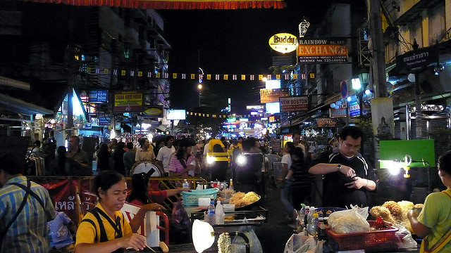 party hostels in Southeast Asia