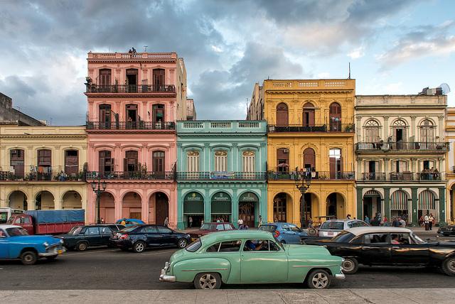 How to get around Cuba