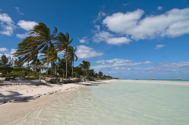 Cuba's top beach