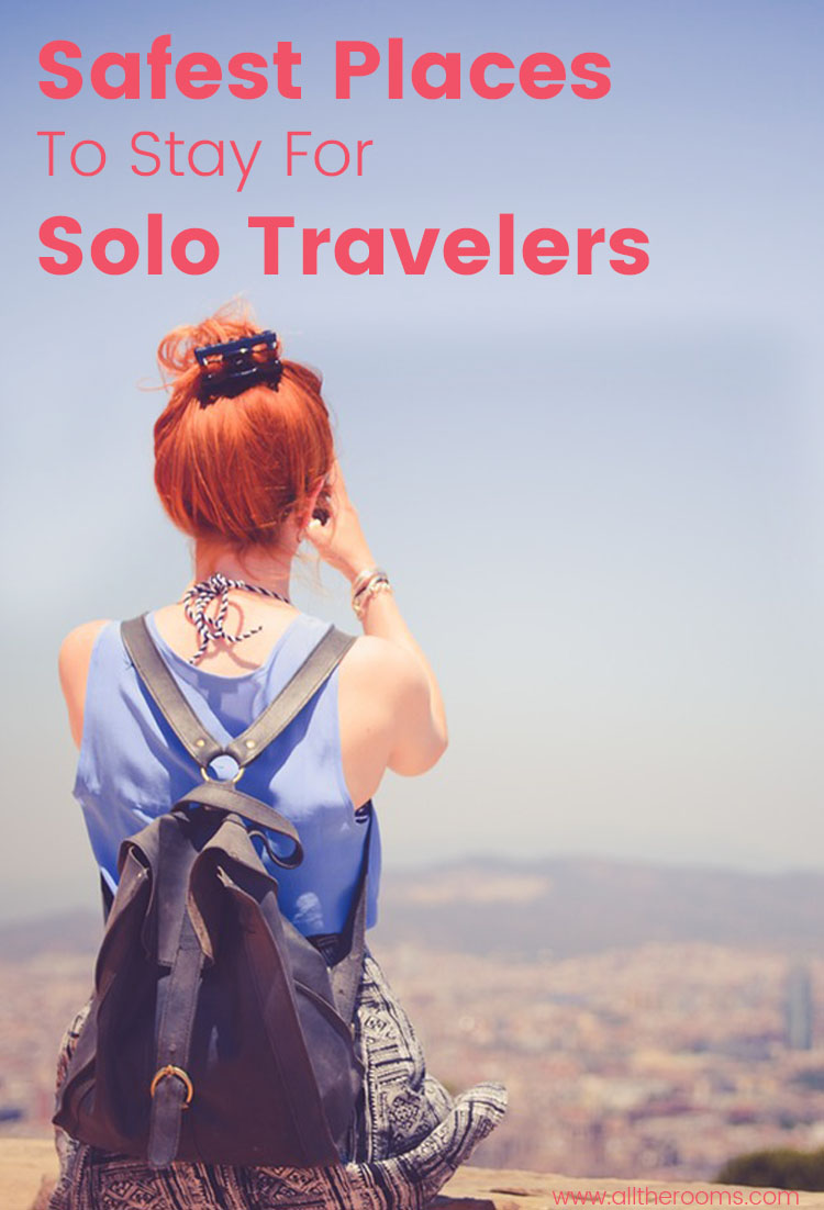 These top 5 safest and greatest cities for solo travelers and the perfect places for traveling by yourself. Travel Solo.