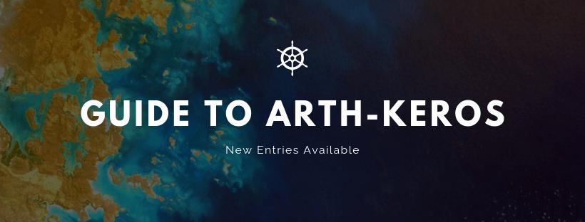 Arth-Keros December Update