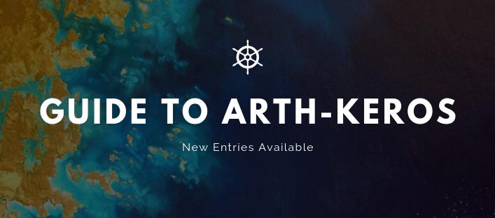 Arth-Keros January Update