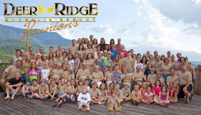 Gatlinburg Family Reunions