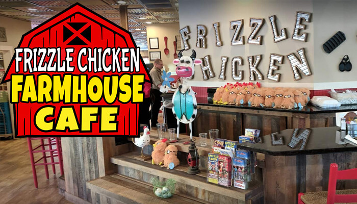 Frizzle Chicken Farmhouse Cafe
