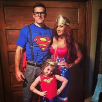 Chelsea Houska, Cole DeBoer, and Aubree!