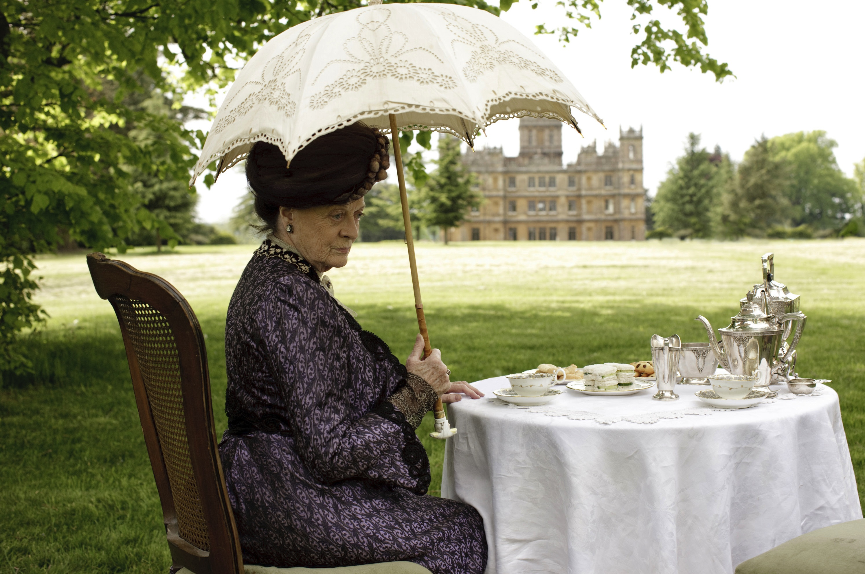 Downton Abbey Visits Driehaus Museum, Chicago