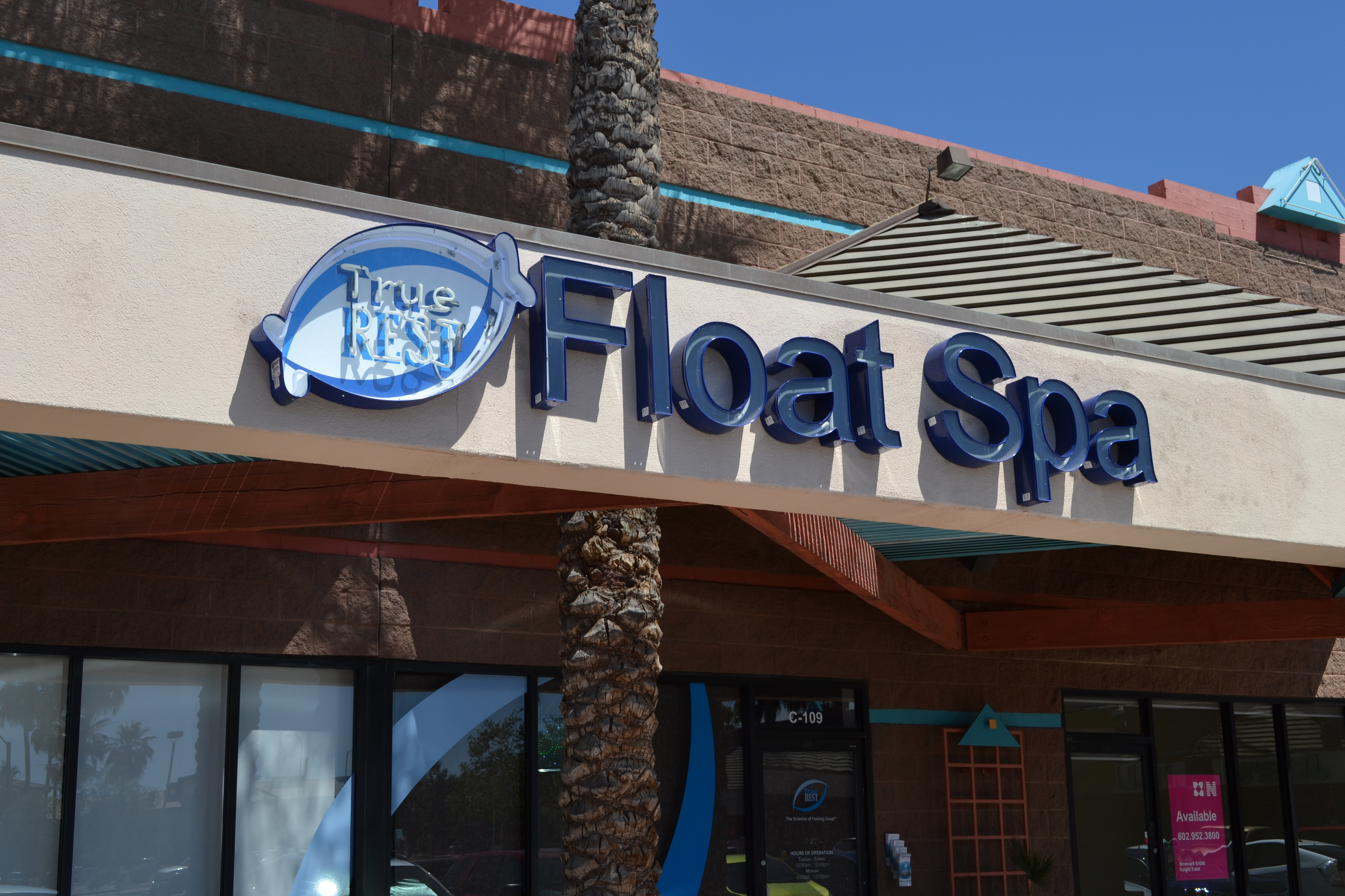 New Age Revival: True Rest Float Spa