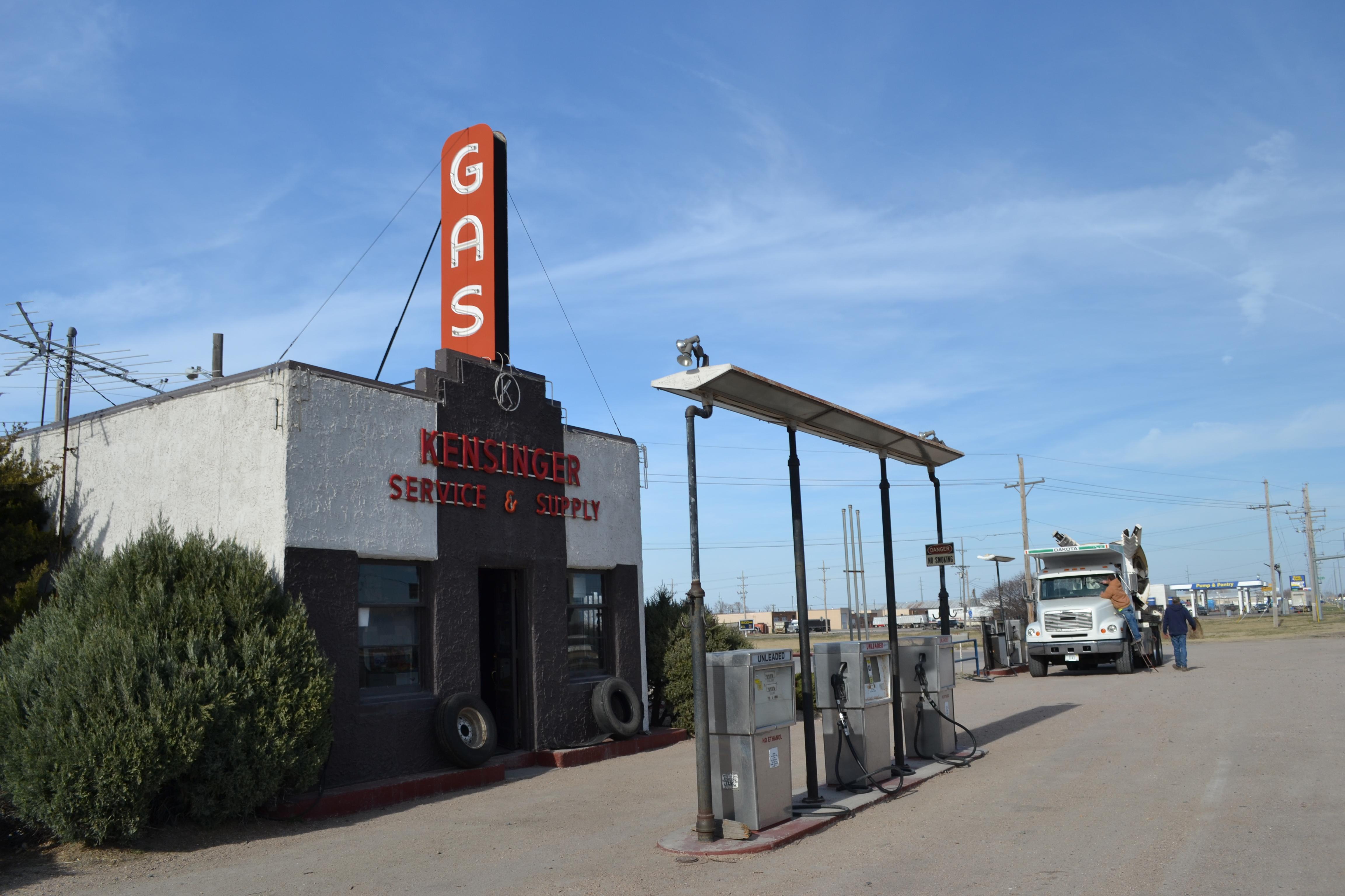 Fill 'Er Up: Nebraska's Must-See Historic Gas Station