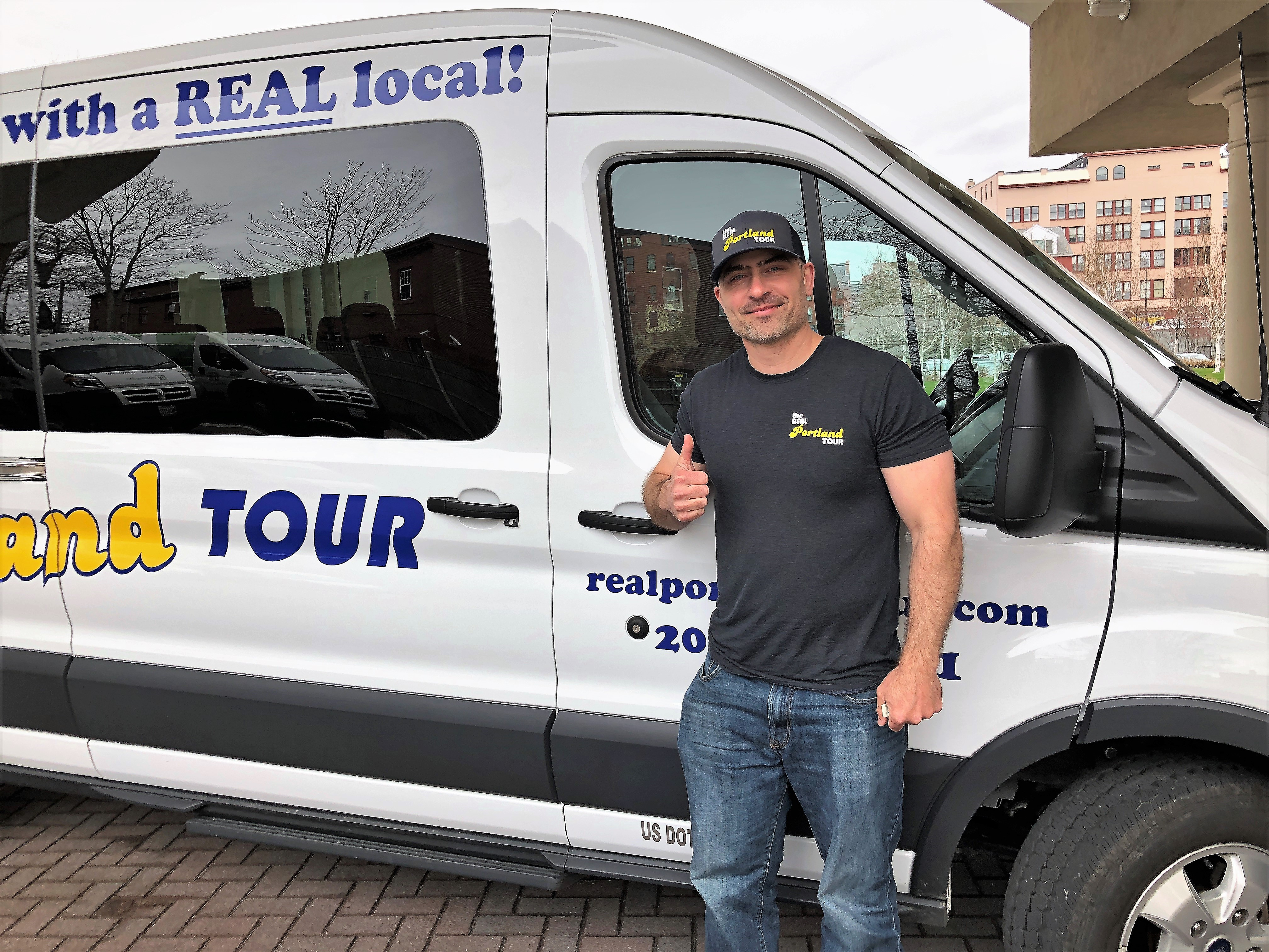 Keeping It Real in Portland, ME, with Tour Guide Derek Meader