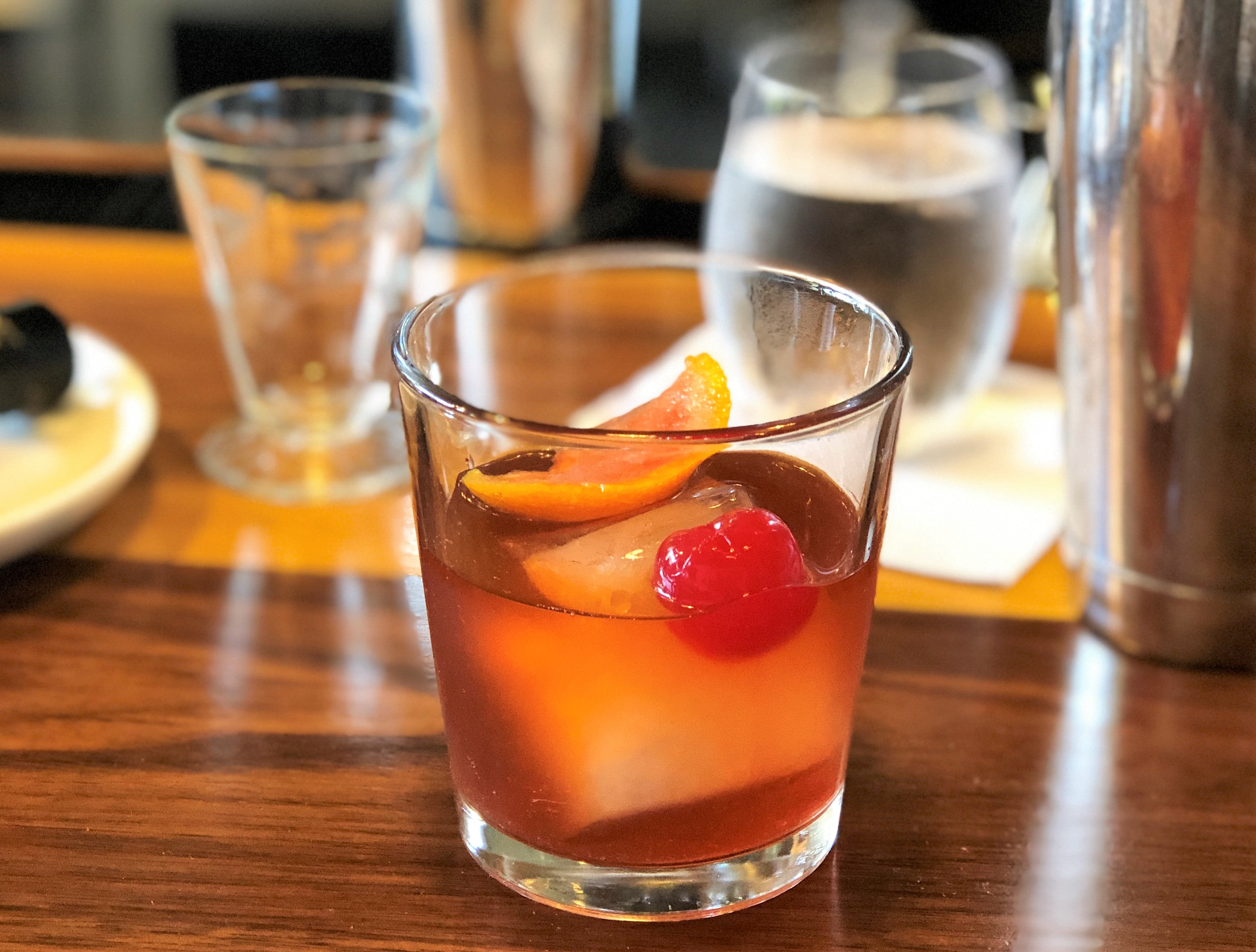 If You Think You Know How to Make a Wisconsin Old-Fashioned, You're Wrong