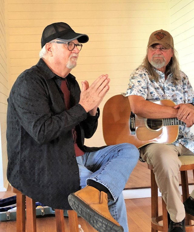 Songwriters Roger Murrah and Scott Anders