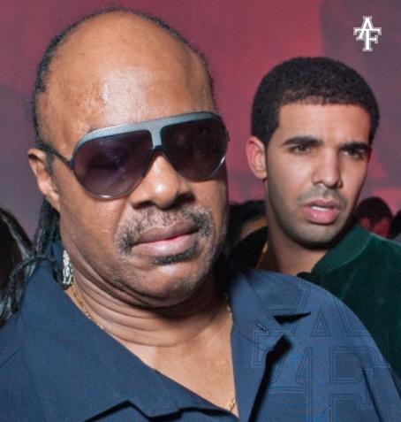 Drake & Stevie Wonder