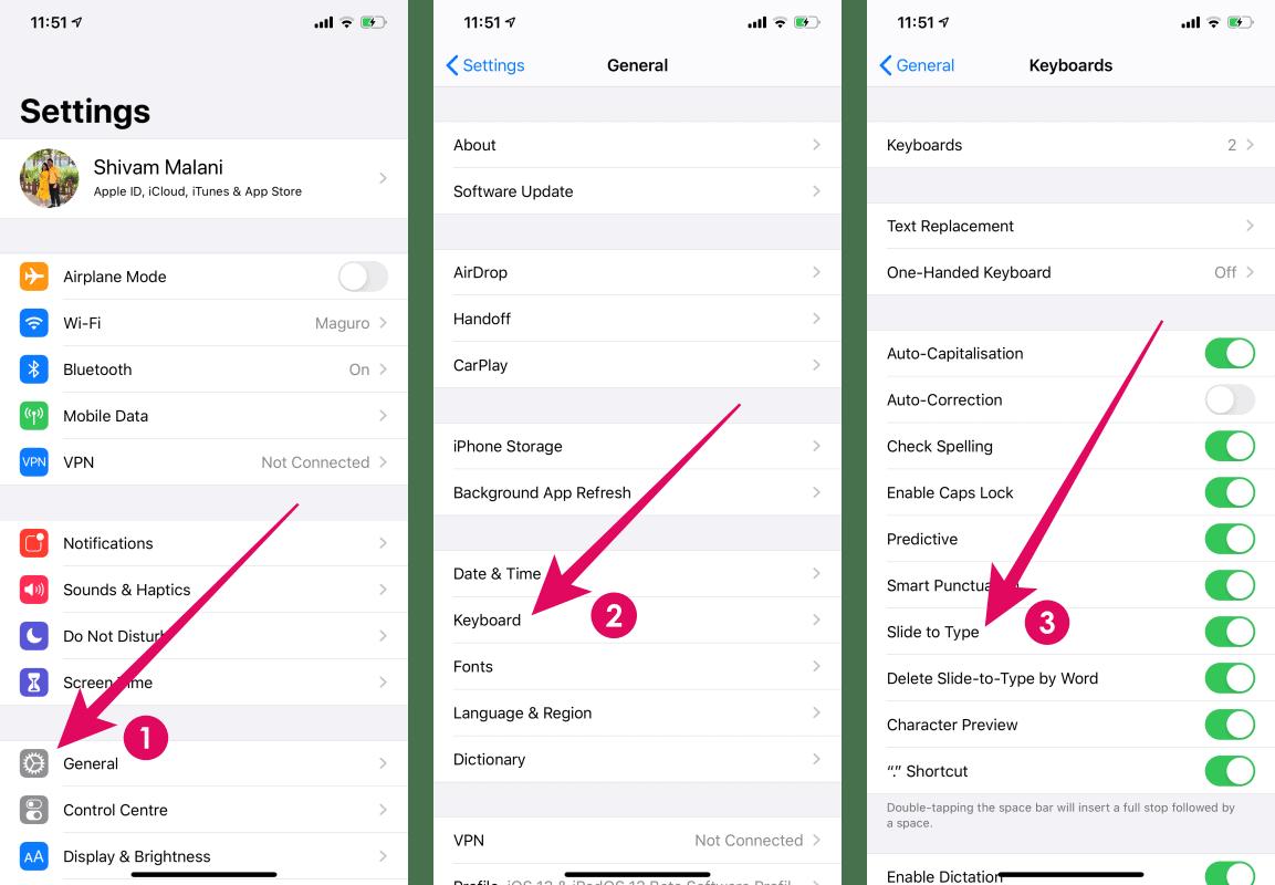 iPhone-Keyboard-Setting-Slide-to-Type
