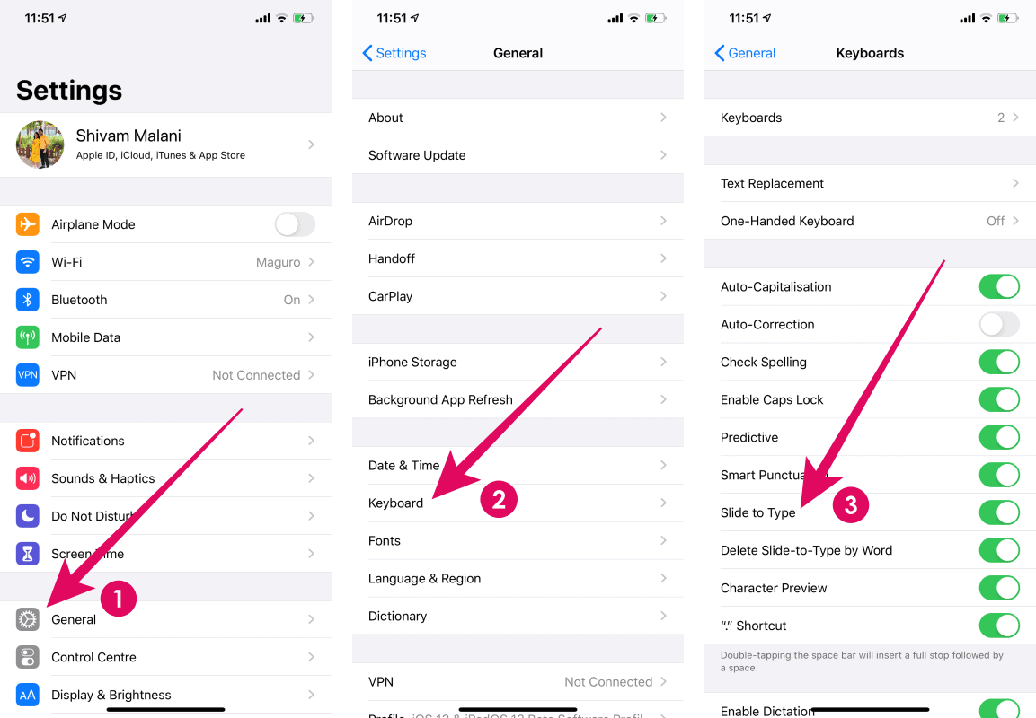 iPhone-Keyboard-Setting-Slide-to-Type