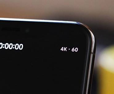 Change Video Resolution iPhone 11 Camera