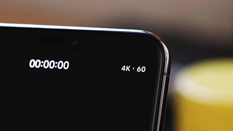 Change Video Resolution iPhone 11 Camera