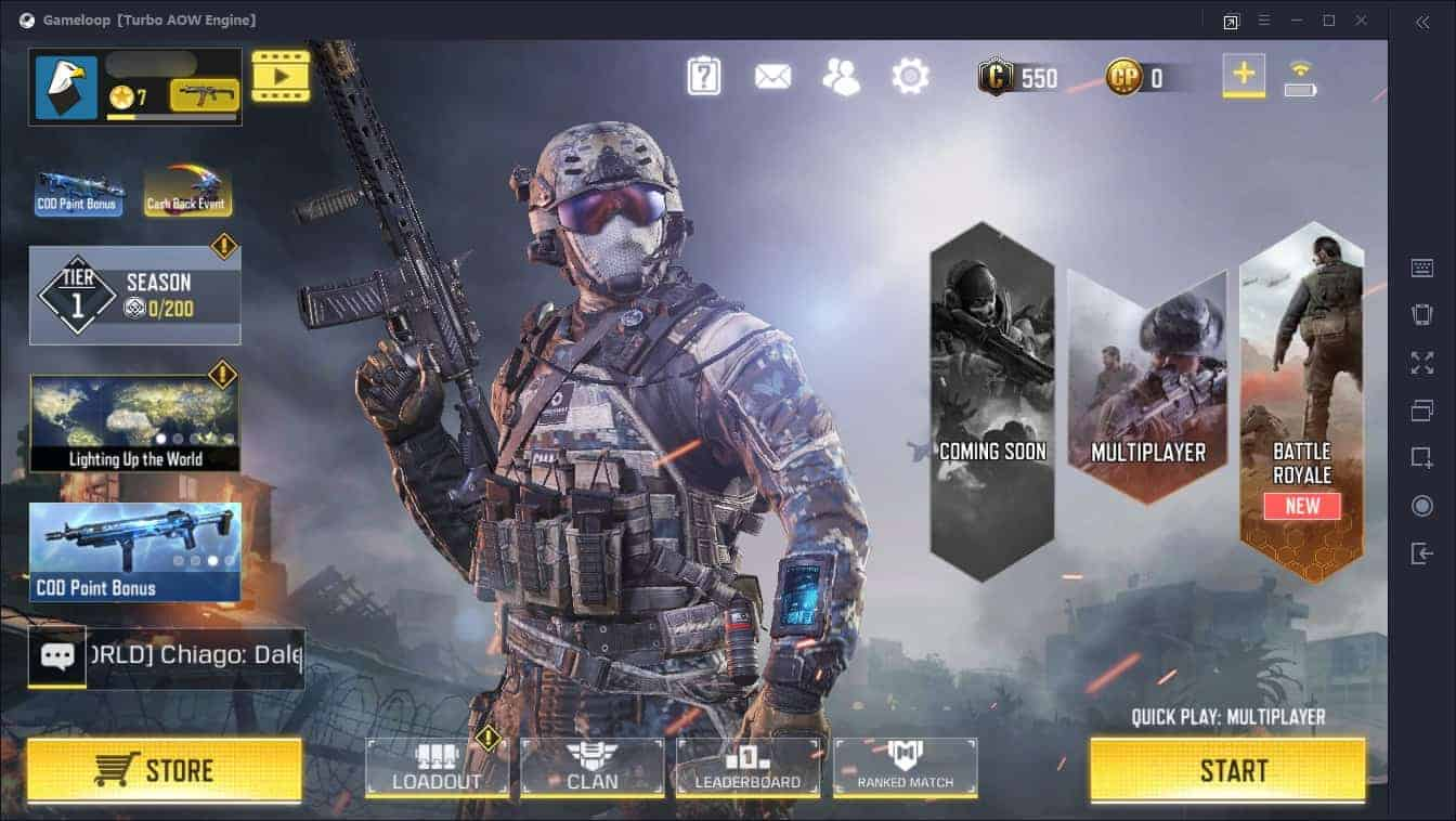 How to Install and Play Call of Duty: Mobile on PC - All ...