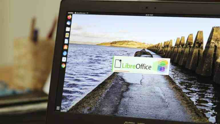 LibreOffice Calc Linux Program