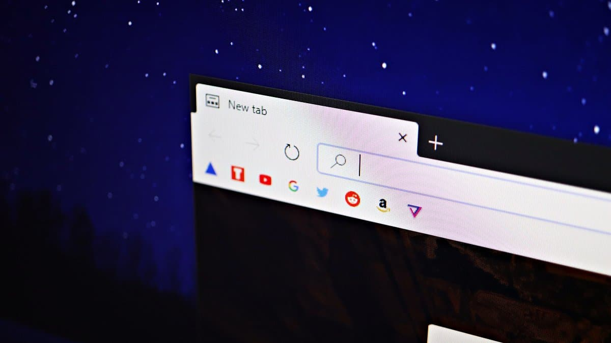 Show Icons in Favorites Bar Microsoft Edge