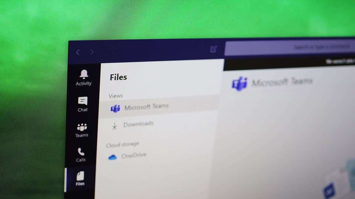 Files Microsoft Teams