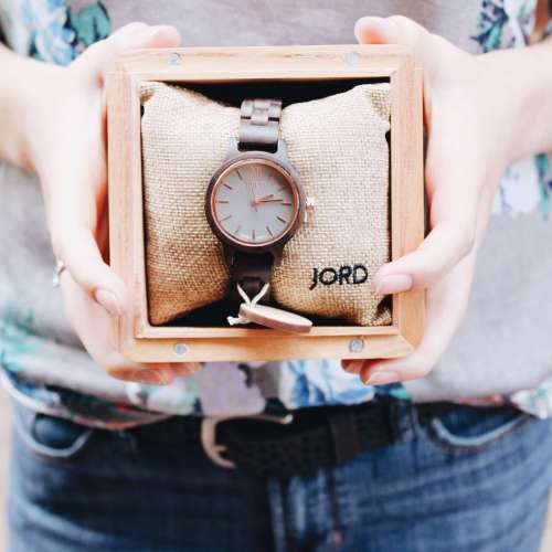 How to Live Eternity Focused + JORD Wood Watches