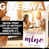BOOK REVIEW: Technically Mine by Isabel North