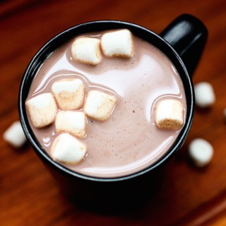 Hump Day Snack: Smokey Mezcal Hot Chocolate